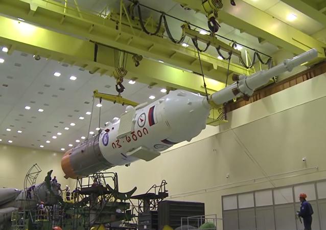 Jak się przygotowuje rakietę do startu
