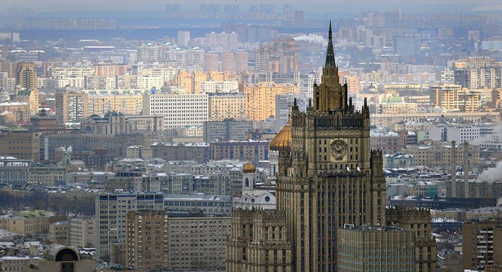 Siedziba MSZ Rosji