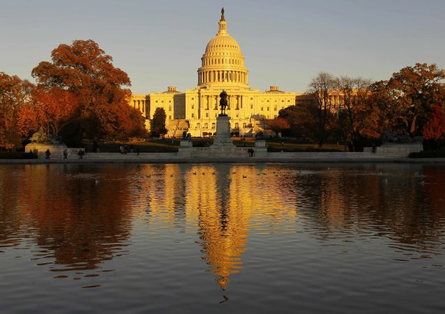 Capitol w Waszyngtonie, USA