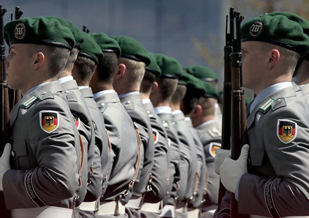 Żołnierze Bundeswehry