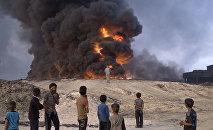 Mosul. Nalot