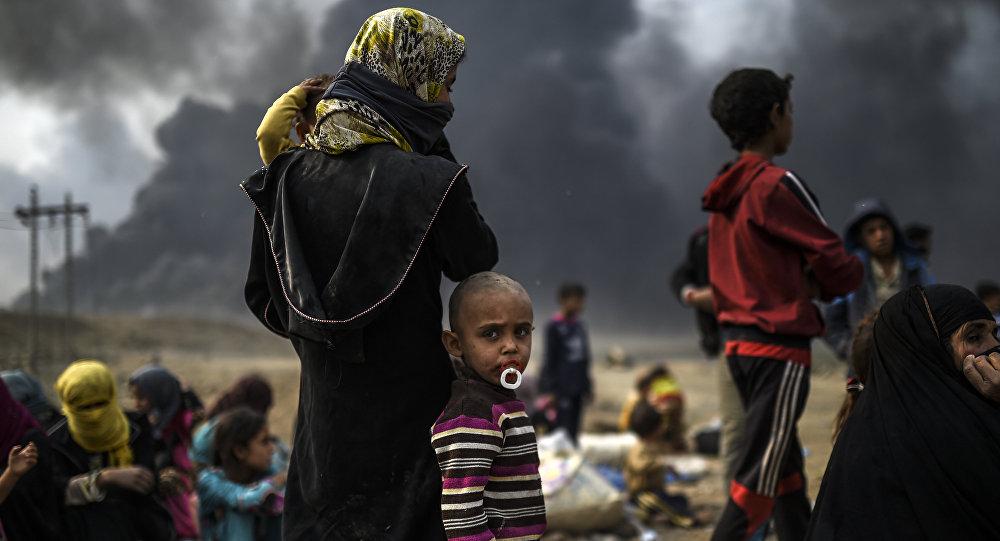 Sytuacja w Mosulu
