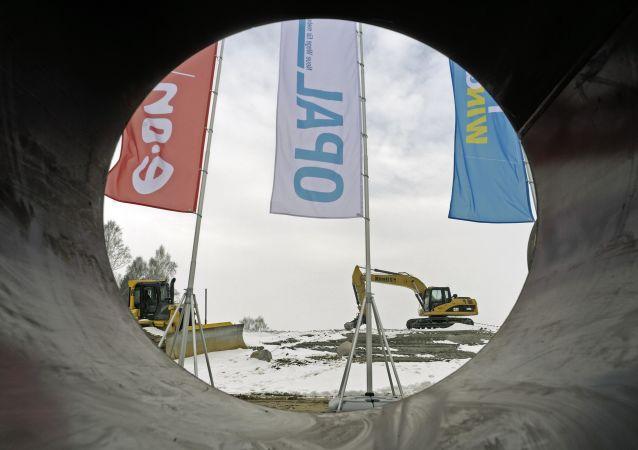 Gazociąg OPAL: KE przychyliła się do prośby Gazpromu