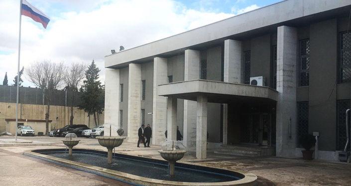 Ambasada Rosji w Damaszku
