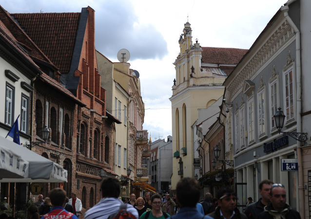 Wilno. Litwa