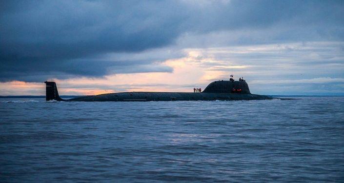 Atomowy okręt podwodny K-560 Siewierodwińsk