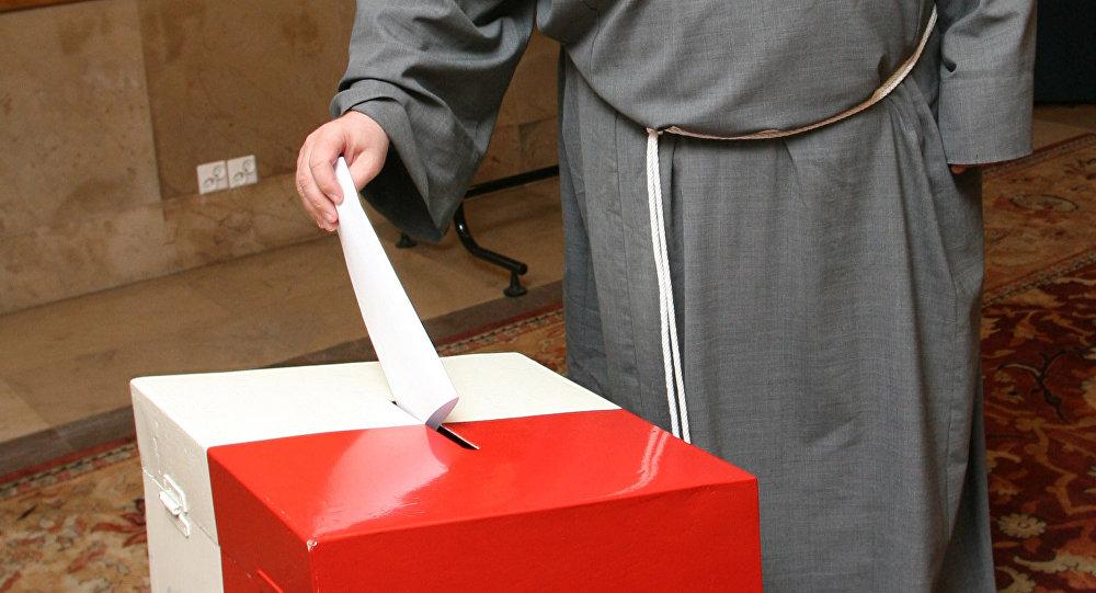 Wybory prezydenckie na terenie Konsulatu generalnego RP w Kaliningradize