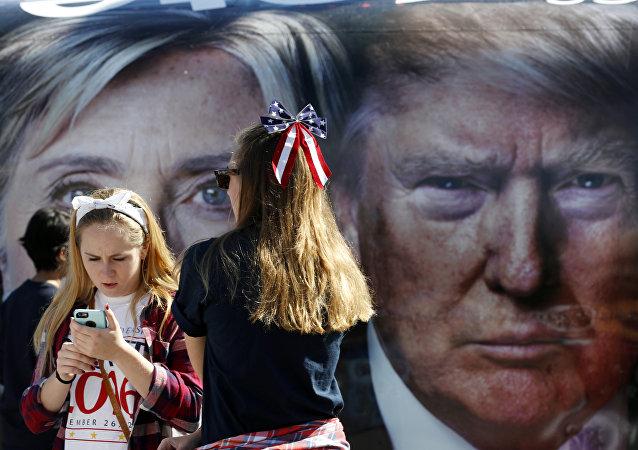 Wybory prezydenckie w USA 2016