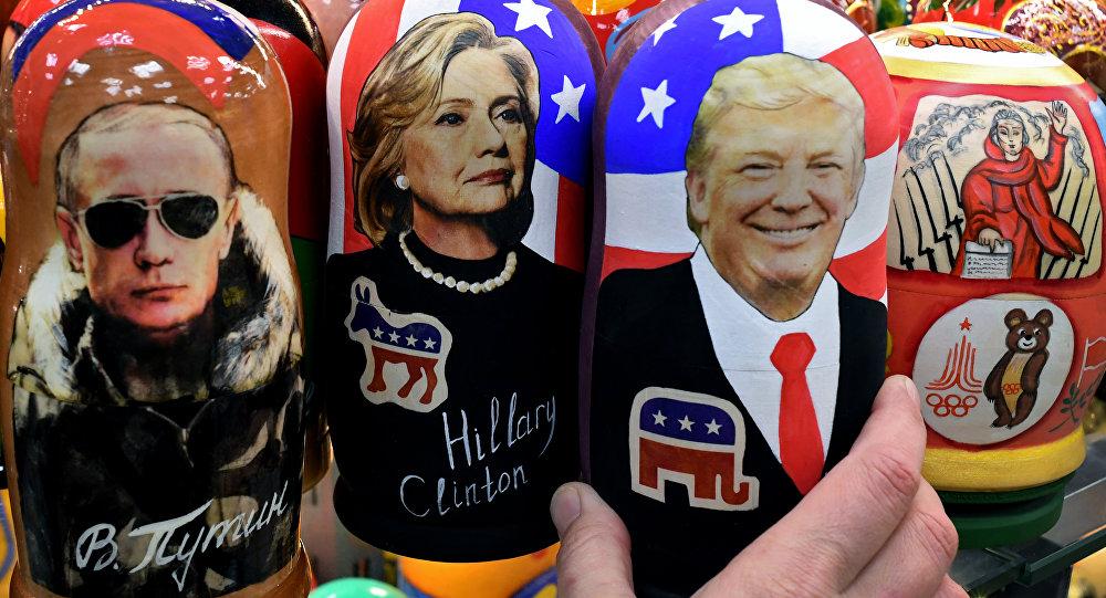 FBI wywierało na rosyjskich dyplomatów bezpośrednie naciski, aby nie wpuścić ich do lokali wyborczych w dniu głosowania 8 listopada