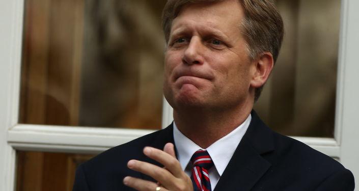 McFaul, były ambasador USA w Rosji