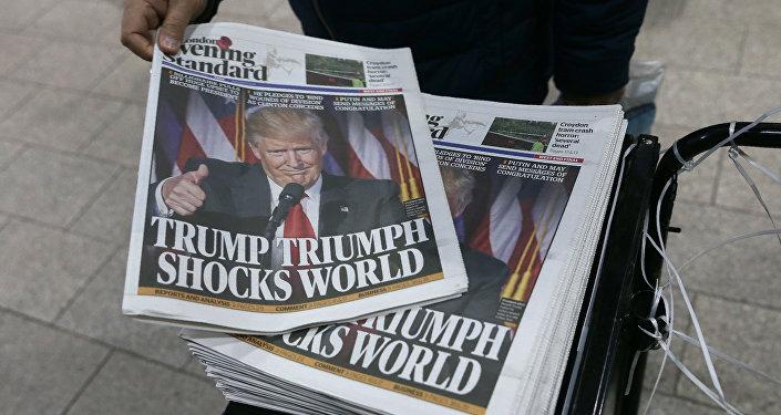 Wygrana Trumpa zszokowała świat