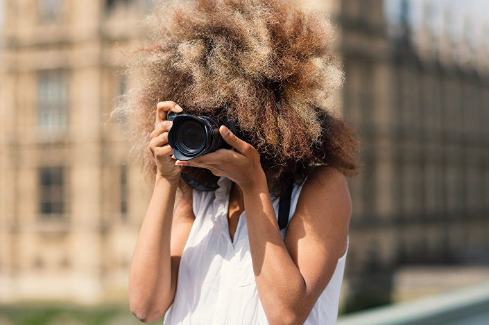 Przemysł fotograficzny to ogromna konkurencja... Żeby się przebić, trzeba być naprawdę dobrym.