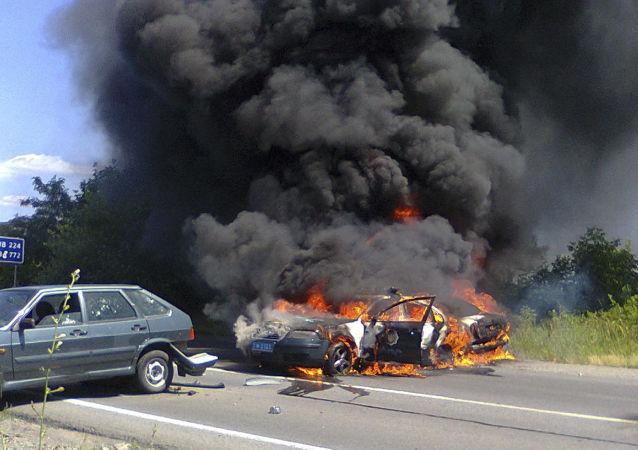 Zamieszki w Mukaczewie
