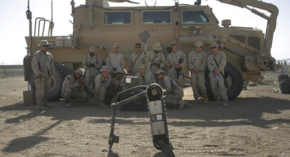 Piechota morska USA w Afganistanie, 2009 rok