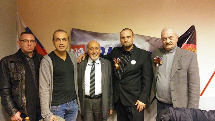 """Konferencja pod tytułem """"Stop kłamstwom na temat Syrii"""" odbyła się w Poznaniu w dniu 12 listopada 2016 r."""
