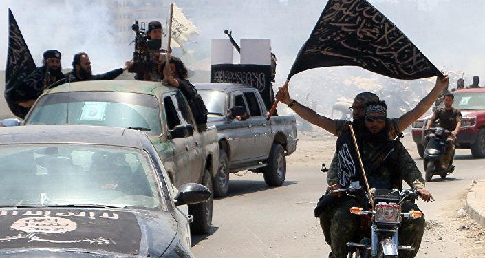 Terroryści z Dżabhat an-Nusry
