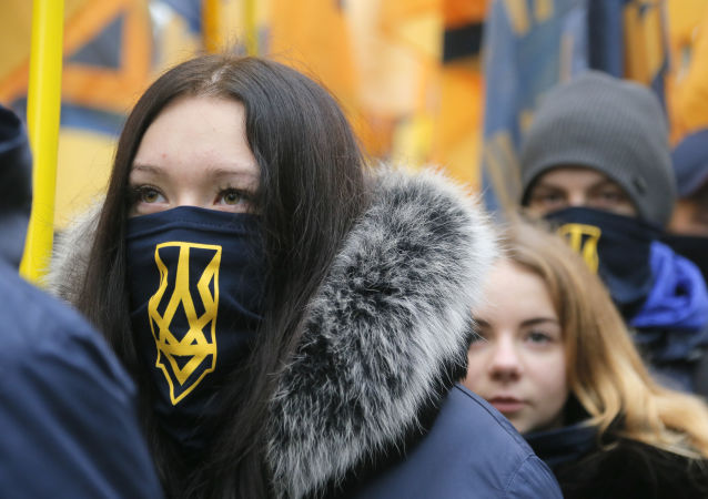 Rocznica Euromajdanu, Kijów, 21 listopada 2016