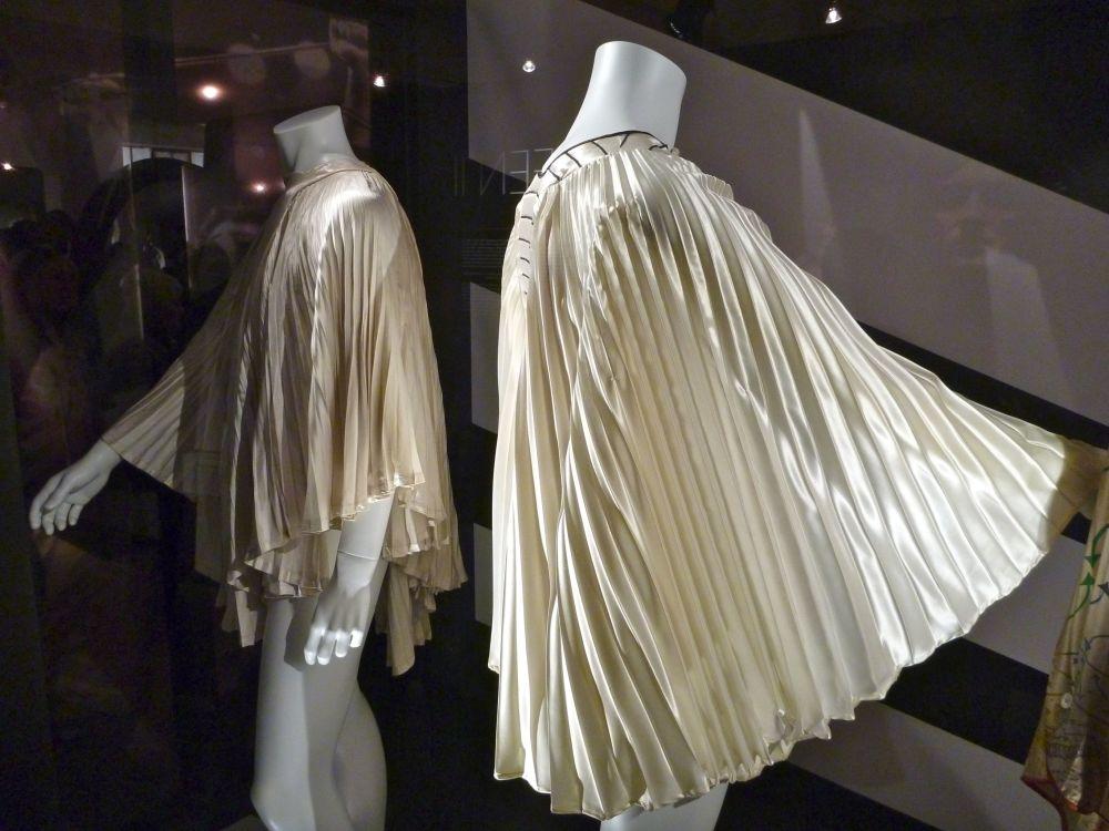 Kostium sceniczny Freddiego Mercury'ego w muzeum.