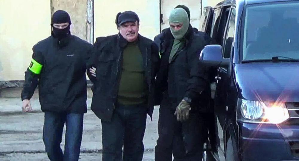Były oficer Floty Czarnomorskiej został zatrzymany za szpiegostwo na rzecz Ukrainy