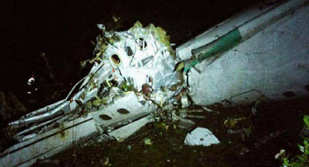 Rośnie liczba ofiar katastrofy lotniczej w Kolumbii