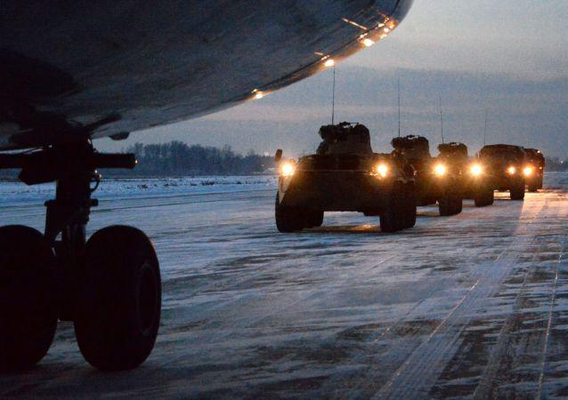 Rosyjscy snajperzy wylatują do Syrii w celu rozminowywania Aleppo