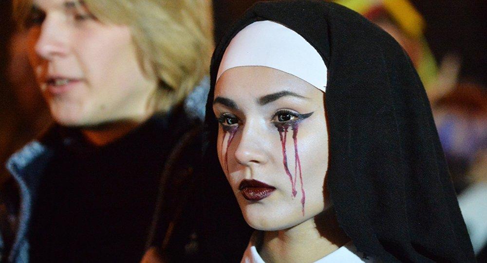 Halloween w Mińsku