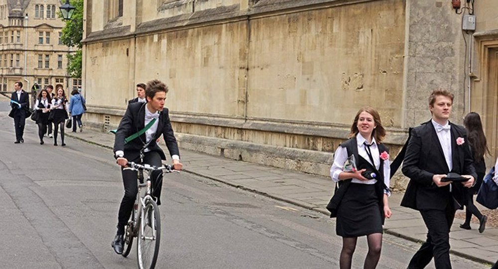 Studenci Oksfordu