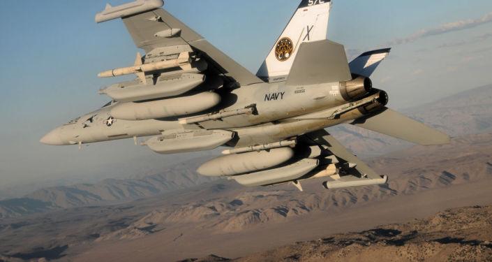 Samolot Boeing EA-18G Growler