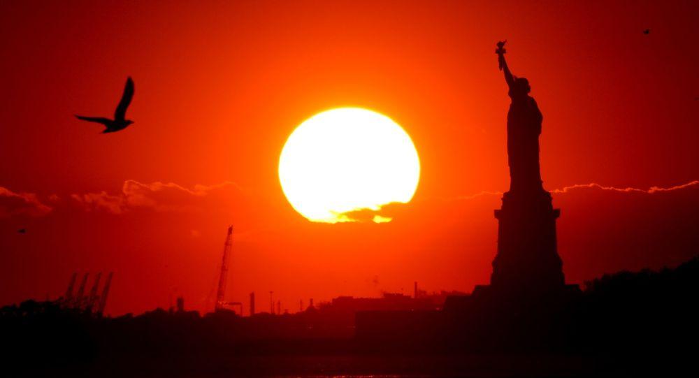 Statua Wolności w Nowym Jorku