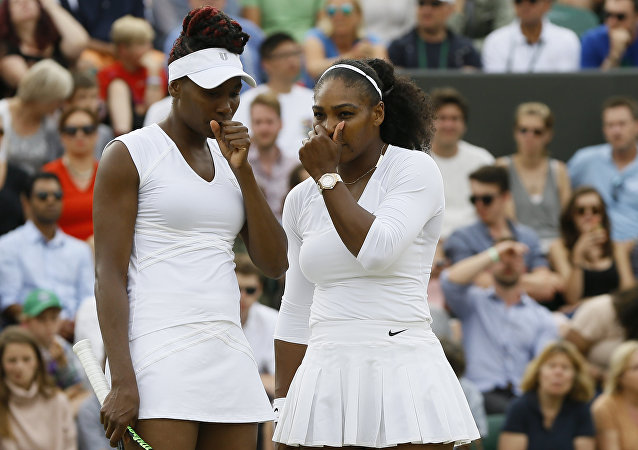 Serena i Venus Williams