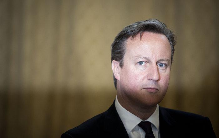 Były premier Wielkiej Brytanii David Cameron