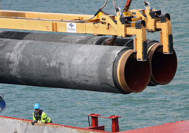 Gazociąg Nord Stream