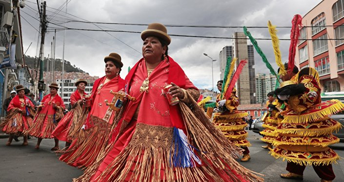 Państwa Świata. Boliwia