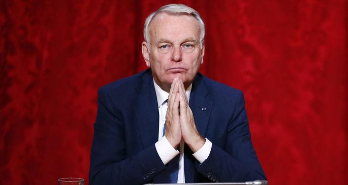 Szef MSZ Francji Jean-Marc Ayrault