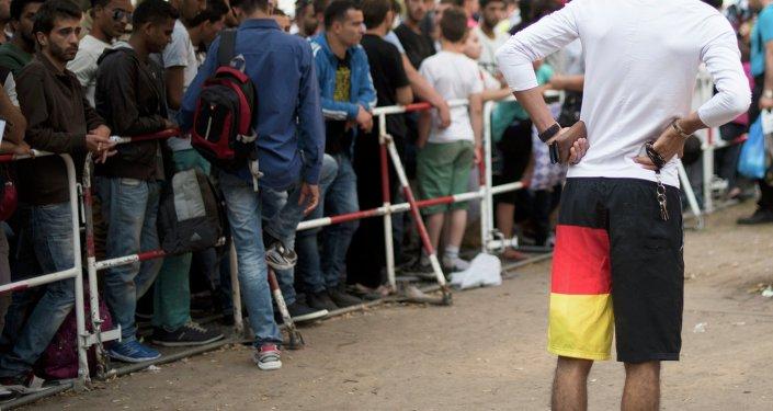 Migranci w Niemczech