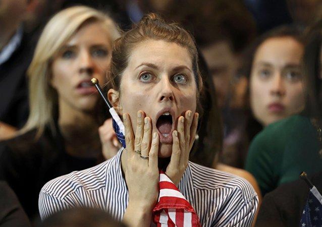Rozczarowani zwolennicy Clinton