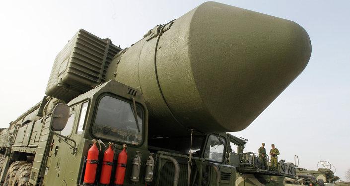 System rakietowy Topol-M