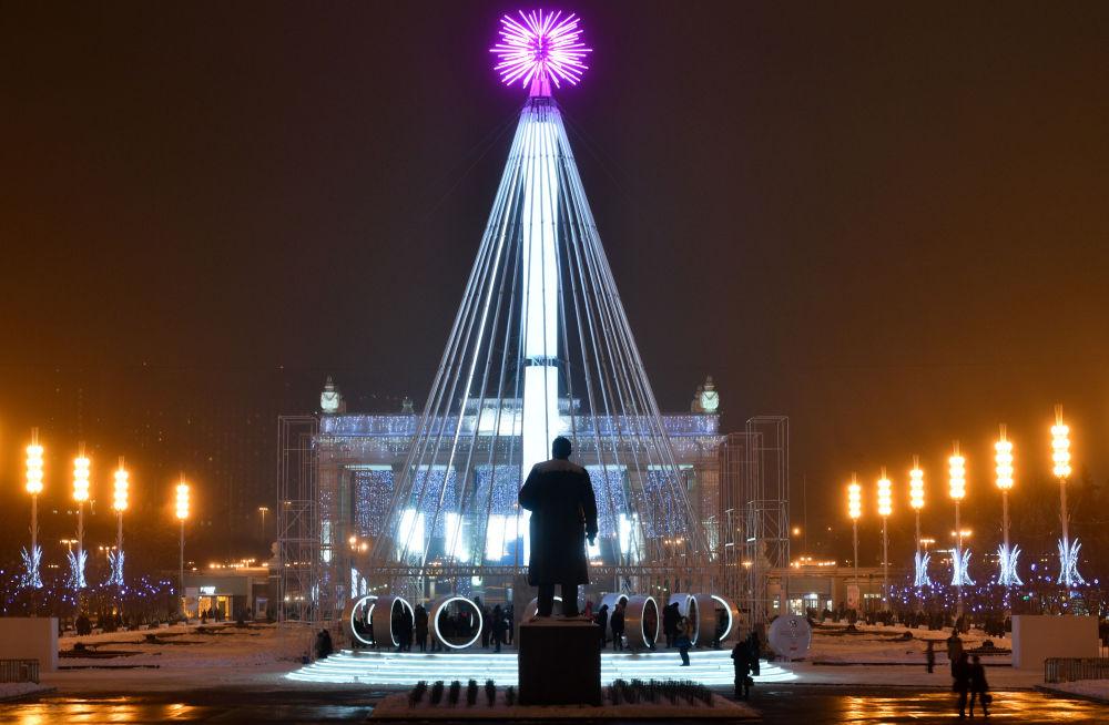 Ogólnorosyjskie Centrum Wystawowe w Moskwie