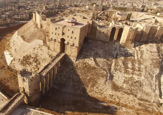 Wschodnie dzielnice Aleppo
