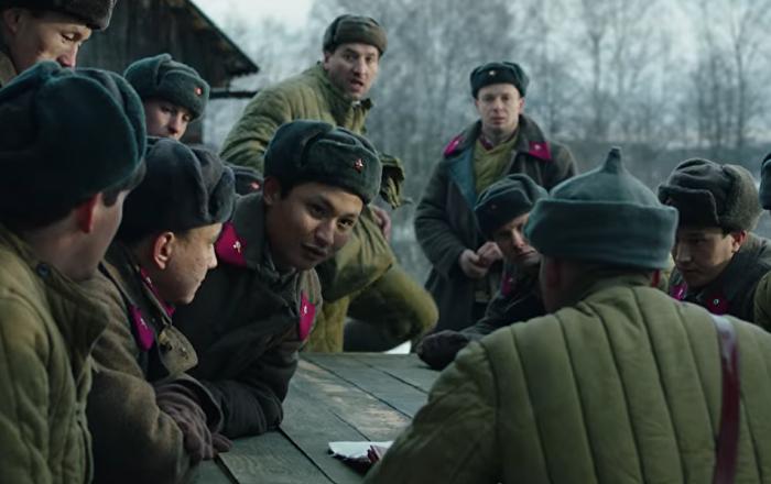 Двадцать восемь панфиловцев 2015  Онлайн смотреть фильм