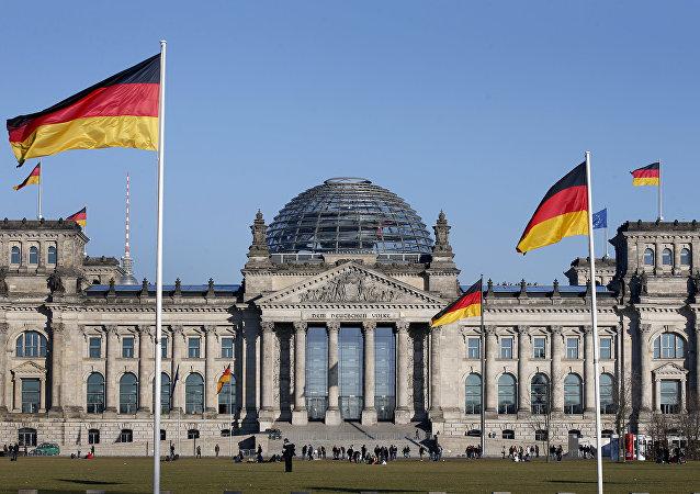 Budynek Reichstagu, Berlin