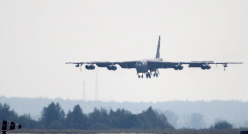 Amerykański strategiczny samolot bombowy B-52