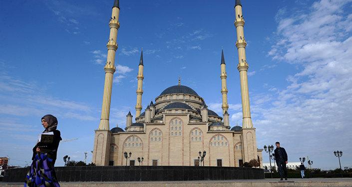 Największy meczet w Europie