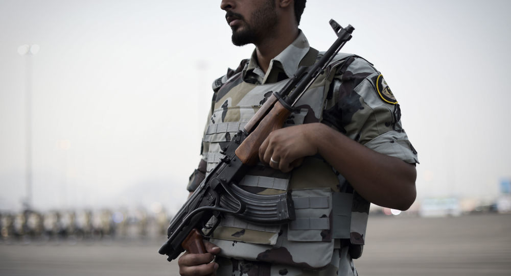 Policyjne siły specjalne w Arabii Saudyjskiej