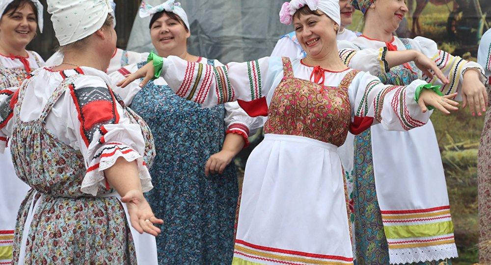Festiwal słowiański w Rosji