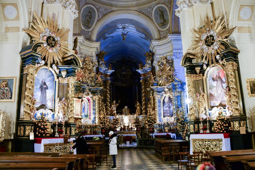 Kościół św. Bernardyna w Krakowie