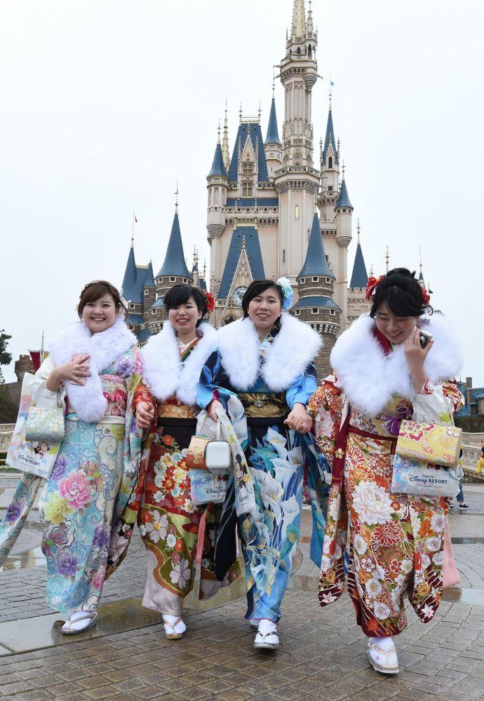 Od 1948 roku Dzień Pełnoletności w Japonii jest dniem wolnym od pracy.