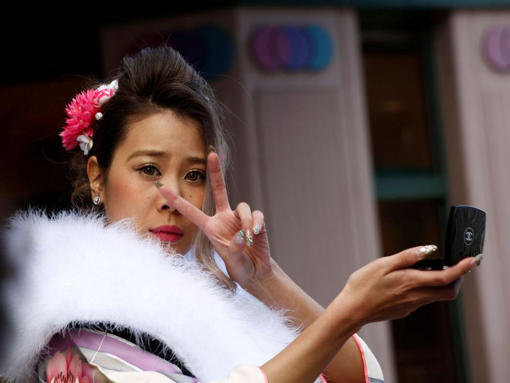 Świętowanie Dnia Pełnoletności w Japonii