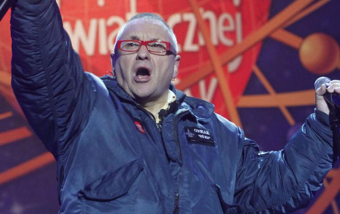 Jerzy Owsiak. Wielka Orkiestra Świątecznej Pomocy