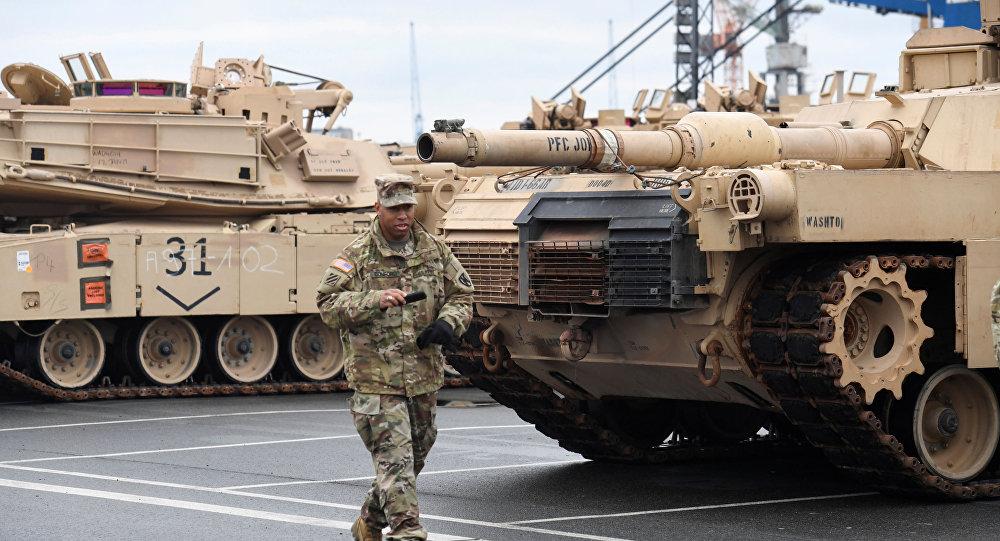 """Waszyngton uważa za swój obowiązek obronę """"wschodnioeuropejskich przyjaciół"""""""
